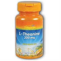 L-Theanine Maxicaps 200mg 30 caps, Thompson Nutritional Products