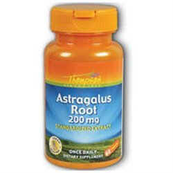 Astragulus Root Extract 200mg 60 caps, Thompson Nutritional Products