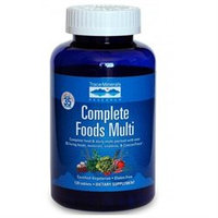 Trace Minerals Research Complete Foods Multi - 240 Tablets