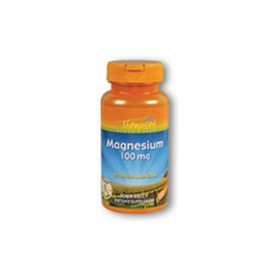 Magnesium 100mg 120 tabs, Thompson Nutritional Products