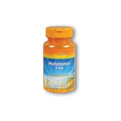 Melatonin Sustained Release 3mg 30 tabs, Thompson Nutritional Products