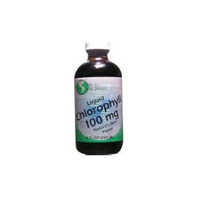 World Organic - Liquid Chlorophyll 100 mg. - 4 oz.