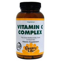 Vitamin C Complex 100 Tab By Country Life Vitamins (1 Each)