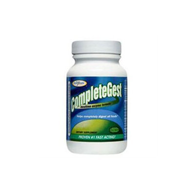 Enzymatic Therapy Completegest 305 MG - 90 Capsules - Enzymes