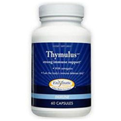 Enzymatic Therapy - Thymulus Strong Immune Support - 60 Capsules