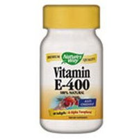 tures Way Vitamin E-400 by Nature's Way - 100 Softgels
