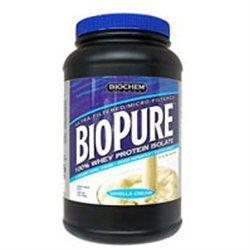 Biochem BioPure 100% Whey Protein Isolate - Vanilla Cream