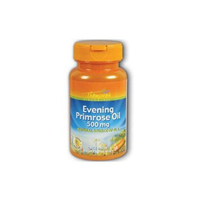 Evening Primrose Oil 500mg 30 softgels, Thompson Nutritional Products