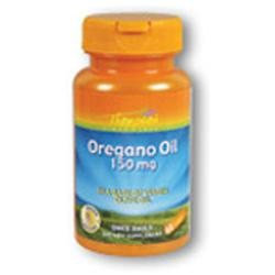 Oregano Oil 150mg 60 softgels, Thompson Nutritional Products