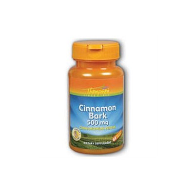 Cinnamon Bark 500mg by Thompson Nutritional - 60 Vegetarian Capsules