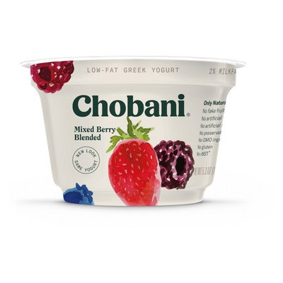 Chobani® Blended Mixed Berry