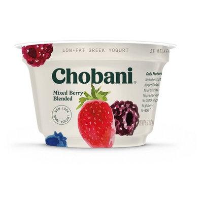 Chobani® Blended Mixed Berry