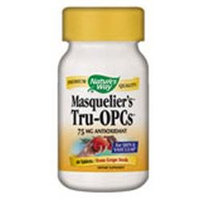 tures Way Masquelier's Tru-Opc 75mg 60 Tabs from Nature's Way