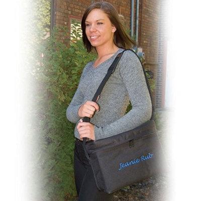 Core Jeanie Rub Nylon Shoulder Bag