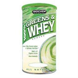Biochem Sports Greens and Whey Protein Powder Chocolate