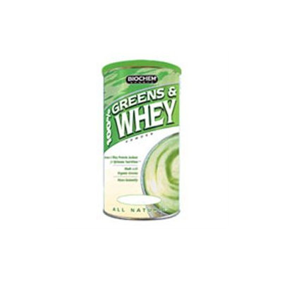 Biochem Sports Greens and Whey Protein Powder Chocolate