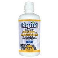 Liquid Calcium/magnesium 16 Oz By Country Life Vitamins (1 Each)