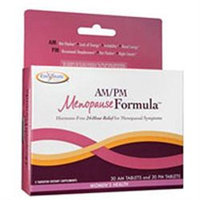 Enzymatic Therapy - AM/PM Menopause Formula - 60 Tablets