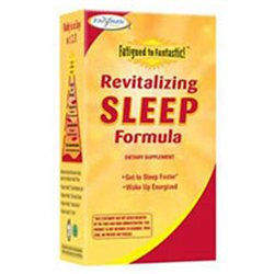 Enzymatic Therapy Fatigued to Fantastic! Revitalizing Sleep Formula