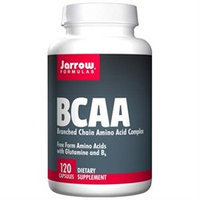 Jarrow Formulas - Branched Chain Amino Acids BCAA Complex - 120 Capsules
