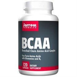 Jarrow Formulas - Branched Chain Amino Acids BCAA Complex - 120 Capsules