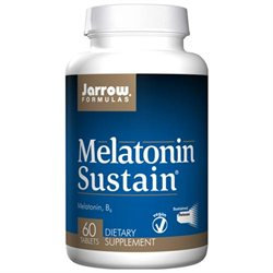 Jarrow Formulas Melatonin Sustain - 60 Tablets