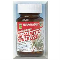 tures Herbs Saw Palmetto Power 320mg by Nature's Herbs - 30 SoftGels