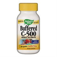 tures Way Nature's Way Buffered C-500 - 100 Capsules