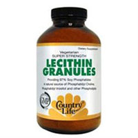Country Life Lecithin Granules - 16 oz