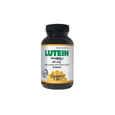 Country Life - Lutein FloraGlo 20 mg. - 60 Softgels