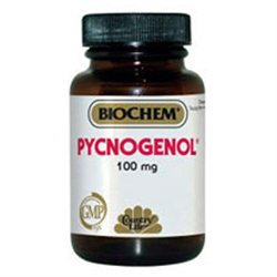Pycnogenol 100 Mg 30 Vcap By Country Life Vitamins (1 Each)