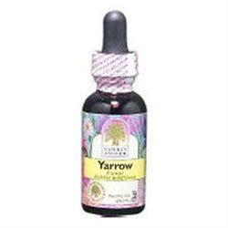 tures Answer Nature's Answer - Yarrow Flowers Organic Alcohol - 2 oz.