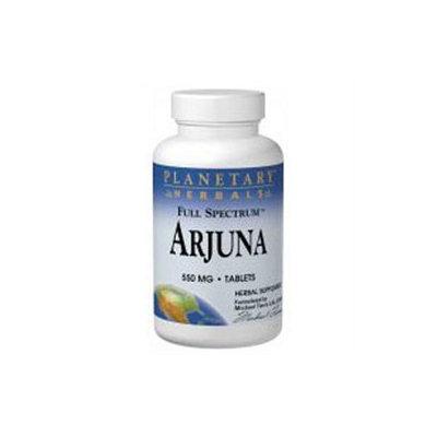 Planetary Herbals Full Spectrum Arjuna 550 mg Tabs