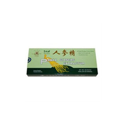 Prince of Peace Red Panax Ginseng Extractum - 10 Vials