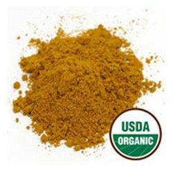 Organic Curry Powder 1 lb, StarWest Botanicals