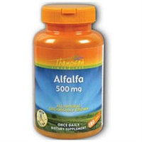 Alfalfa 500mg 180 tabs, Thompson Nutritional Products