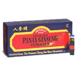 Imperial Elixir - Chinese Red Panax Ginseng Extractum - 30 Bottles