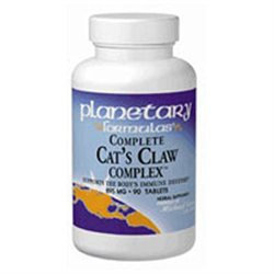Planetary Formulations Complete Cat'S Claw - 42 Tablets - Other Herbs