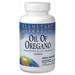 Planetary Formulations Oil Of Oregano - .5 Fluid Ounces Liquid - Oregano