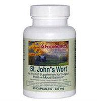 FoodScience of Vermont St. John's Wort 333 mg Capsules