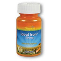 Ideal Iron 50mg 60 tabs, Thompson Nutritional Products