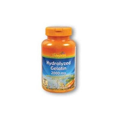 Hydrolyzed Gelatin 2000mg 60 tabs, Thompson Nutritional Products