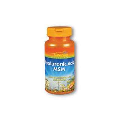 Hyaluronic Acid Plus MSM, Enteric Coated, 30 Capsules, Thompson Nutritional Products