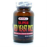Super Red Yeast Rice 60 caps from Action Labs