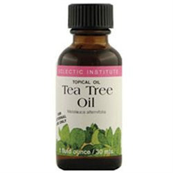 Eclectic Institute Inc Tea Tree Oil 1 Oz