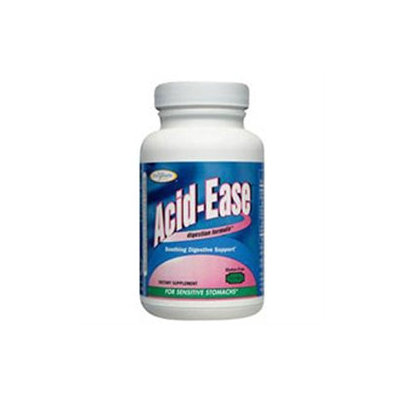 Enzymatic Therapy Acid-Ease, Vegetarian Capsules, 180 ea