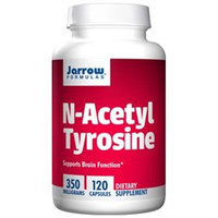 Jarrow Formulas - N-Acetyl Tyrosine 350 mg. - 120 Capsules