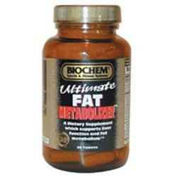 Biochem Sports Ultimate Fat Metabolizer - 90 Tablets - Vegan