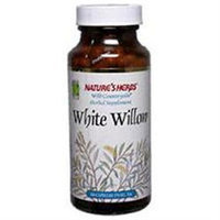 tures Herbs Nature's Herbs - White Willow Bark - 100 Capsules