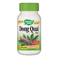 tures Way Nature's Way Dong Quai Root - 50 Capsules